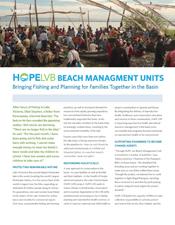 HoPe LVB Beach Management