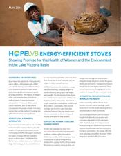 HoPE LVB Energy Efficient Stoves