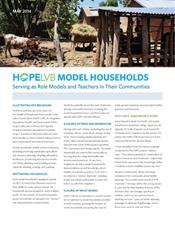 HoPE LVB Model Households